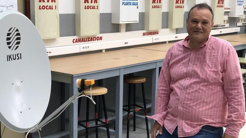 Un profesor de EPLA, entre los mejores docentes de la Comunidad Valenciana